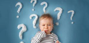 اجازه دهید کودکان به جواب سوالات خود بیندیشند